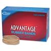 "Alliance Advantage Rubber Bands, #33 - Size: #33 - 3.50"" Length x 0.13"" Width - 1 / Box - Natural"