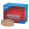 "Alliance Advantage Rubber Bands, #33 - Size: #33 - 3.50"" Length x 0.13"" Width - 1 / Box - Natural"