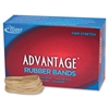 "Alliance Advantage Rubber Bands, #64 - Size: #64 - 3.50"" Length x 0.25"" Width - 1 / Box - Natural"