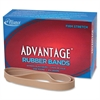 "Alliance Advantage Rubber Bands, #107 - Size: #107 - 7"" Length x 0.63"" Width - 1 / Box - Natural"