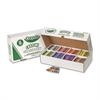 Crayola Classpack Crayon - Red, Blue, Yellow, Orange, Green, Purple, Brown, Black, Violet - 800 / Box