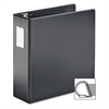 "Cardinal SuperStrength Locking Slant-D Ring Binder - 4"" Binder Capacity - Letter - 8 1/2"" x 11"" Sheet Size - 890 Sheet Capacity - 1 1/2"" Spine Width - 3 x D-Ring Fastener(s) - 2 Inside Front & Back Po"