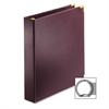 "Cardinal Business Collectn Presentation Binders - 1 1/2"" Binder Capacity - Letter - 8 1/2"" x 11"" Sheet Size - 350 Sheet Capacity - 3 x Round Ring Fastener(s) - 2 Inside Front & Back Pocket(s) - Vinyl"