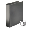 "Cardinal Premier Easy Open Locking Slant-D Binders - 2"" Binder Capacity - Letter - 8 1/2"" x 11"" Sheet Size - 525 Sheet Capacity - 3 x D-Ring Fastener(s) - 2 Inside Front & Back Pocket(s) - Polypropyle"