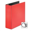 "Cardinal Premier Easy Open Locking Slant-D Binders - 4"" Binder Capacity - Letter - 8 1/2"" x 11"" Sheet Size - 775 Sheet Capacity - 3 x D-Ring Fastener(s) - 2 Inside Front & Back Pocket(s) - Polypropyle"