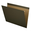 "Pendaflex Reinfcd X-Ray Hanging Folder - 14"" x 18"" Sheet Size - Standard Green - 25 / Box"