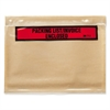 "3M Packing List/Invc. Enclosed Top Print Envelopes - Packing List - 7"" Width x 5.50"" Length - Self-sealing - Poly - 1000 / Box - Brown"