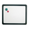 OIC Verticalmate Magnetic Dry Erase Board - Plastic - 1 Each
