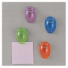 OIC Standard Cubicle Clips - Standard - 4 / Pack - Assorted