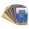"Fadeless Art Paper Sheets - 12"" x 18"" - 60 / Pack - Assorted"