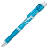 Pentel E-Sharp Mechanical Pencils - HB, #2 Lead Degree (Hardness) - 0.5 mm Lead Diameter - Refillable - Sky Blue Barrel - 1 Each