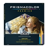 Prismacolor Verithin Colored Pencils - Assorted Lead - Assorted Barrel - 24 / Set