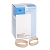 "Sparco Pure Rubber Bands - Size: #84 - 3.50"" Length x 0.50"" Width - 30 mil Thickness - Sustainable - 210 / Box - Natural"