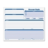 "TOPS Rapid Letter Carbonless Snap-Off Sets - 3 Part - Carbonless Copy - 7"" x 8.50"" Sheet Size - Blue Print Color - 50 / Pack"