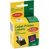 "Avery Multipurpose Label - Permanent Adhesive - ""3.50"" Width x 1.13"" Length - 120 / Roll - Rectangle - Thermal Transfer - Clear - 120 / Box"