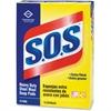 S.O.S. Steel Wool Soap Pads - 15 / Box