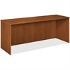 "BW Series Credenza Shell - 72"" x 24"" x 29"" - Beaded Edge - Material: Veneer, Wood - Finish: Bourbon Cherry"
