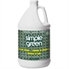 Simple Green Carpet Cleaner - Concentrate Liquid Solution - 1 gal (128 fl oz) - 1 Each - White