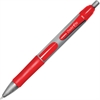 Zebra Pen Orbitz Rollerball Pen - Medium Point Type - 0.7 mm Point Size - Red Gel-based Ink - 1 Dozen