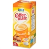 Nestle Professional Coffee-Mate Hazelnut Liquid Coffee Creamer Singles - Hazelnut Flavor - 0.38 fl oz - 50/Box - 1 Serving