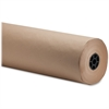 "Sparco Bulk 40 lb. Kraft Wrapping Paper - 24"" Width x 1050 ft Length - 1 Wrap(s) - Kraft - Brown"