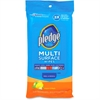 Pledge Multi Surface Cleaning Wipe - 25 / Pack - White