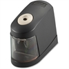 "Bostitch Battery Pencil Sharpener - Desktop - 1 Hole(s) - 2.3"" Height x 4.3"" Width x 6"" Depth - Black"