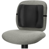 "Fellowes Standard Backrest - Black - Adjustable Strap - 13"" x 4"" x 12"" - Black"