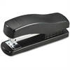 "Bostitch Desktop Stapler Kit, Half-Strip - 20 Sheets Capacity - 105 Staple Capacity - Half Strip - 1/4"" Staple Size - Black"