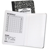 "Oxford Wide Ruled Composition Book - 60 Sheets - Printed - 7.50"" x 9.75"" - White Paper - 1Each"