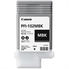 Canon PFI-102MBK Ink Cartridge - Inkjet - 1 Each