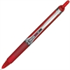 PRECISE V5RT Rolling Ball Pen - Fine Point Type - 0.5 mm Point Size - Needle Point Style - Refillable - Red Water Based Ink - Red Barrel - 1 Each