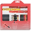 Maxi Calligraphy Kit - Fine, Medium Point Type - Assorted