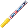 Xstamper Bullet Tip Paint Marker - 2.3 mm Point Size - Bullet Point Style - Yellow - 1 Each