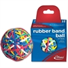 "Alliance Rubber Band Ball - 2.50"" Length - 1 Each - Assorted"