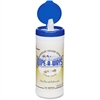 SKILCRAFT Pre-Moistened Sanitary Phone Wipe - Wipe - 30 / Pack - White