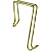 Artistic Steel/Golden Finish Garment Hook - 1 Hooks - for Garment - Brass - Brass - 1 Each