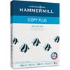 "Hammermill Economy Copy Plus Paper - Letter - 8.50"" x 11"" - 20 lb Basis Weight - 92 Brightness - 500 / Ream - White"