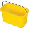 "Rubbermaid 10 Quart Sanitizing Caddy - 10 quart - 8"" x 14"" x 7.5"" - Yellow"