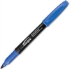 Integra Fine Point Permanent Marker - Fine Point Type - Point Point Style - Blue - 1 Dozen