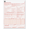 "Adams Health Insurance Claim Form - 1 Part - 11"" x 8.50"" Form Size - White Sheet(s) - Red Print Color - 250 / Pack"