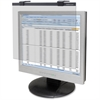 Compucessory LCD Security Filter Black - For 20""