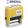 "SKILCRAFT Pre-inked ""Original"" Message Stamp - Message Stamp - ""ORIGINAL"" - 1.63"" Impression Width x 0.50"" Impression Length - 50000 Impression(s) - Blue - 1 Each"