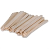 "Pacon Natural Wood Craft Sticks - 375 mil x 4.5"" - 100 / Pack - Natural - Wood"
