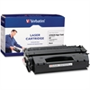 Verbatim High Yield Remanufactured Laser Toner Cartridge alternative for HP Q7553X - Black - Laser - 7000 Page - 1 / Each