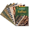 "Fadeless Safari Prints Design Bulletin Board Paper - 12"" x 18"" - 50 lb Basis Weight - 1 / Pack - Assorted"