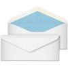 "Quality Park Business Envelope - Business - #10 - 4.13"" Width - 20 lb - Gummed - Wove - 40 / Box - White"