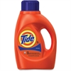 Tide Liquid Detergent - Liquid Solution - 0.39 gal (50 fl oz) - 1 / Bottle - Orange