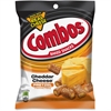 Combos Cheddar Cheese Filled Pretzel Combos - Cheddar Cheese, Crunch - 1.80 oz - 18 / Box