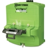 "Sperian Safety Fend-All Emergency Eyewash Station - 0.25 Hour - 30"" x 23"" x 30"" - Green"